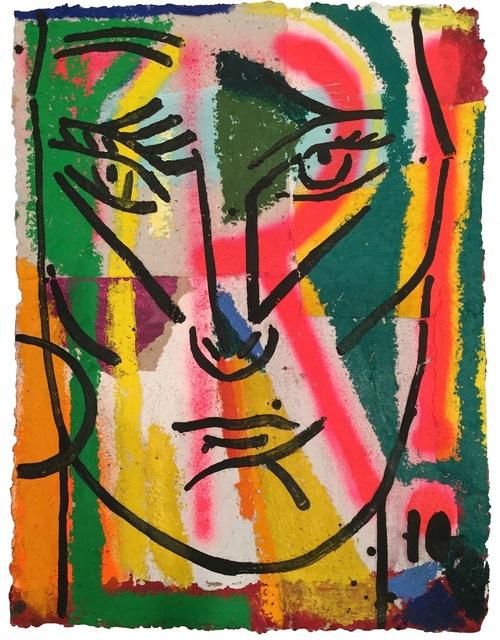 , 'Portrait Series 3 No.10,' 2016, Tiwani Contemporary