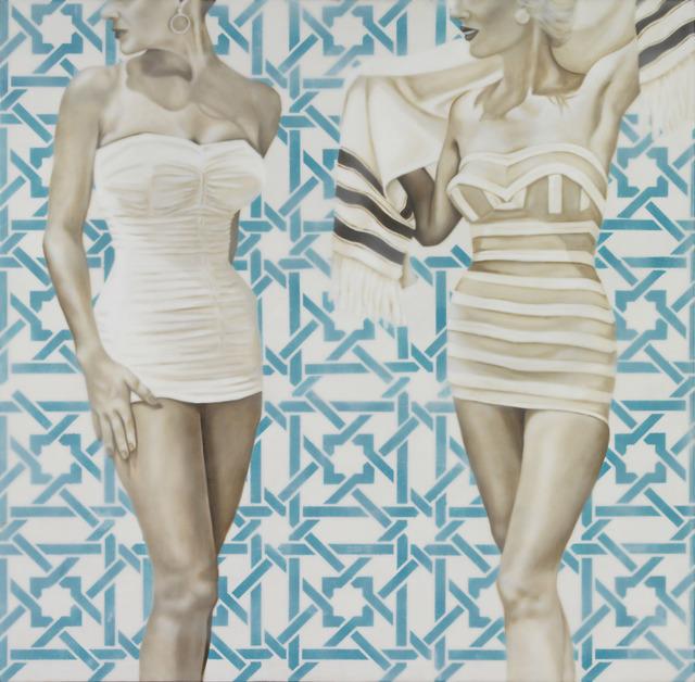 , 'Mediterranean,' 2014, Canfin Gallery