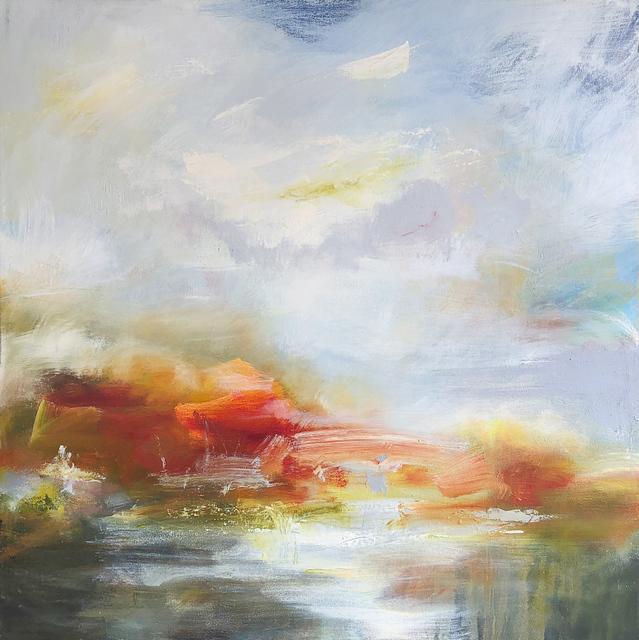 Kathy Buist, 'Beach Day', 2019, Galerie d'Orsay