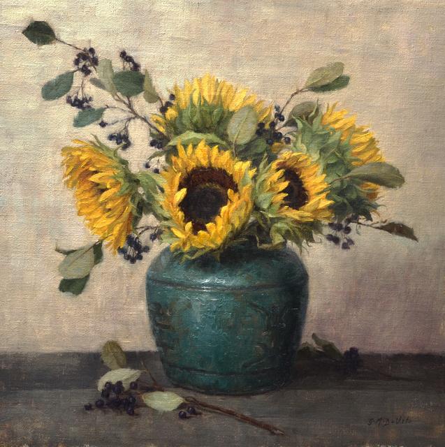 Gracie Devito, 'Sunflowers', Anderson Fine Art Gallery