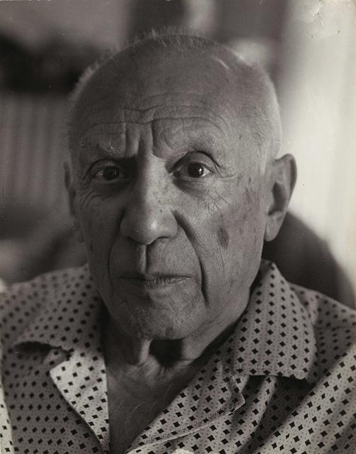 Brassaï, 'Portrait of Picasso', 1966/1966, Contemporary Works/Vintage Works
