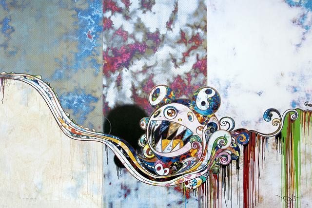 Takashi Murakami, '727 X 777', 2016, Lougher Contemporary
