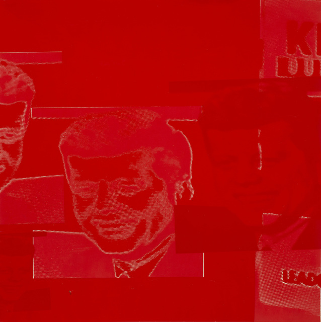 """Andy Warhol, 'Da """"Flash""""', 1968, Il Ponte"""