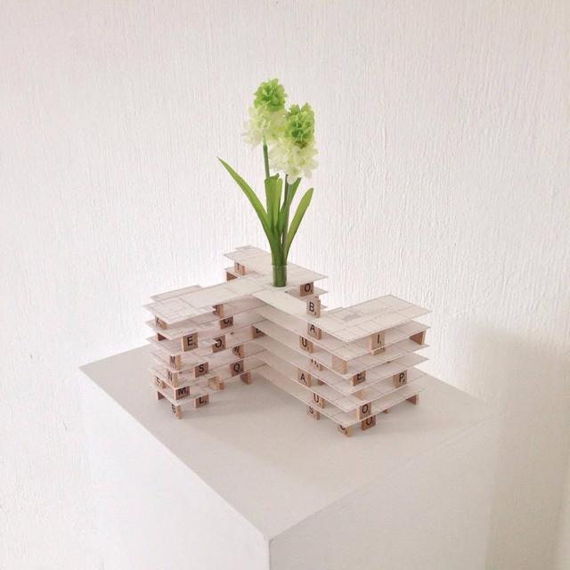 , 'Bauhaus de la serie Teoría y Práctica,' 2017, Rafael Ortiz