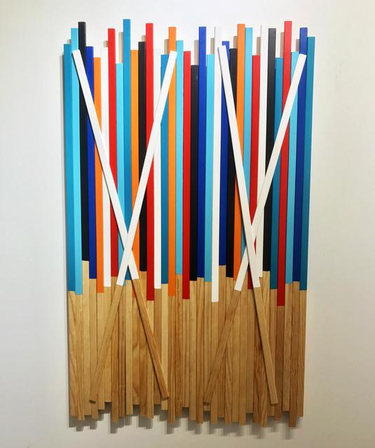 , 'Bound together VII,' 2019, AC Contemporary Art