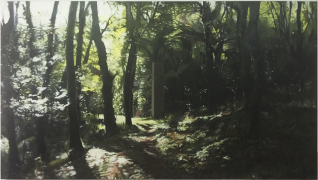 , 'COLUMNA I,' 2012, F2 Galería