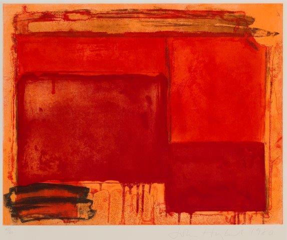John Hoyland, 'Tembi', 1980, Roseberys