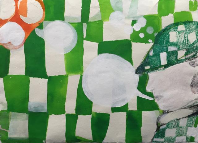 , 'Bolhas,' 2016, Galeria Nara Roesler