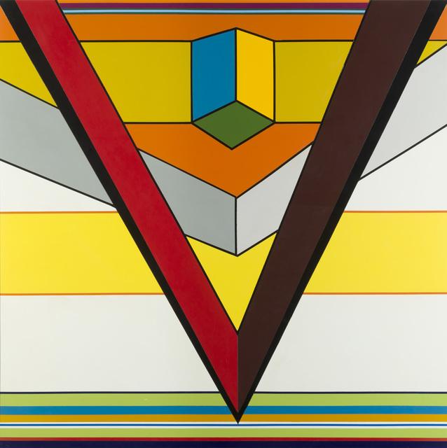 , 'Sans titre,' 1974, La Patinoire Royale / Galerie Valerie Bach