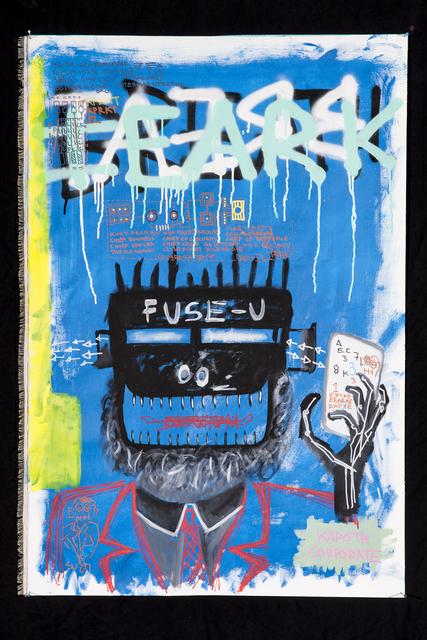 , 'Corporate Governance,' 2015, Galleri Duerr