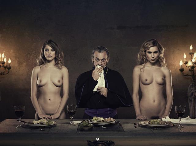Marc Lagrange, 'Banquet', 2012, Kunzt Gallery