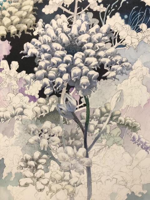, 'Flowers of Grief,' 2019, Mizuma & Kips