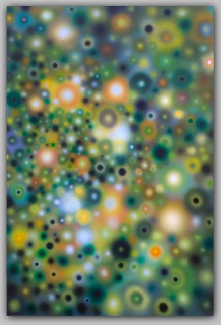 John Rudel, ' Illume Series #2', 2018, Linda Matney Gallery