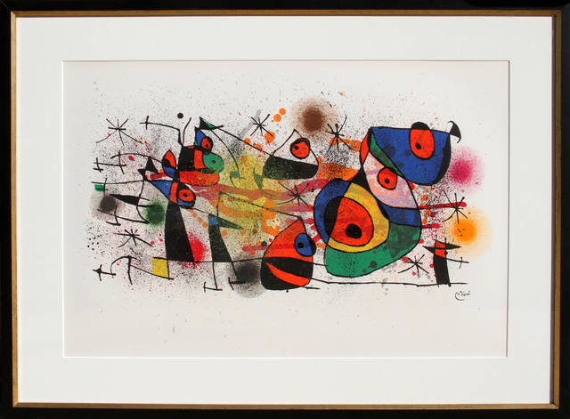 Joan Miró, 'Céramiques, from Céramiques de Miro et Artigas (M. 928) ', 1974, RoGallery