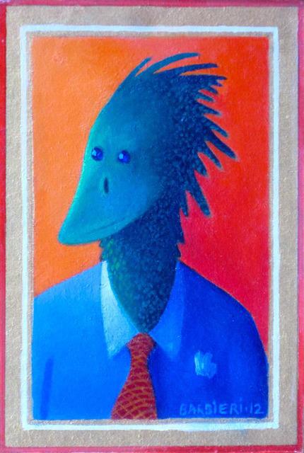 , 'A. Piccolo,' 2012, Gallery NAGA