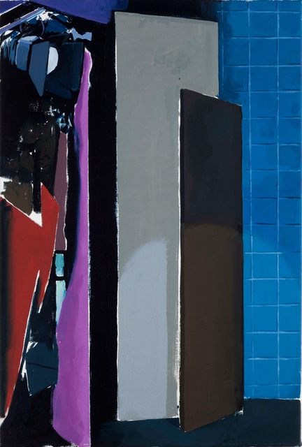 , 'Club,' 2015, Galerie Kornfeld