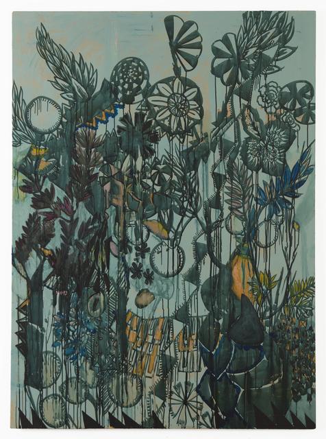 , 'Paysage Tropical,' 2014, Kristof De Clercq