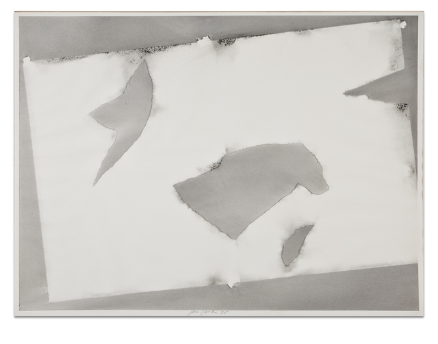, 'Untitled (X-ray drawing),' 1975, Kohn Gallery
