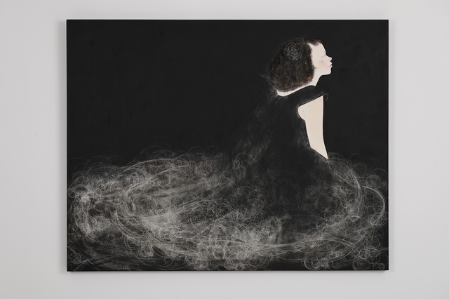 , 'A Princess Never Sleeps,' 2015, SEIZAN Gallery