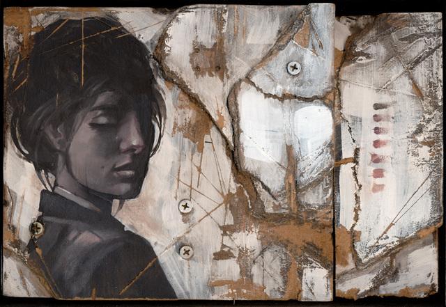 , 'A Krinkle in Time,' 2017, Helikon Gallery & Studios