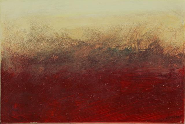 , 'Molten Sea,' 2017, Little Buckland Gallery