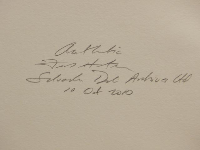 Salvador Dalí, 'Tristan et Iseult Tristan Wounded', 1970, Print, Etching, Fine Art Acquisitions Dali