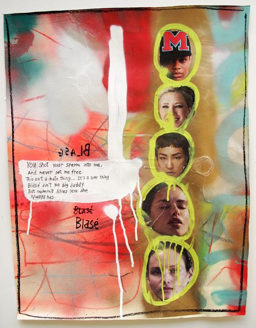 , 'Blasé 4,' 2018, MOV'ART Gallery