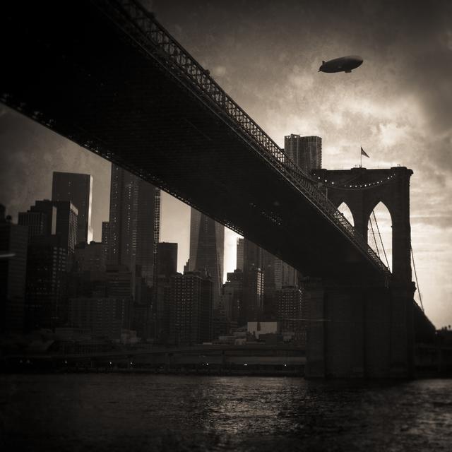 , 'Brooklyn Bridge,' 2018, Etherton Gallery