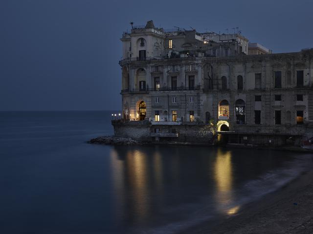 , 'Palazzo Donn'anna, Naples, Italy,' 2018, Jackson Fine Art