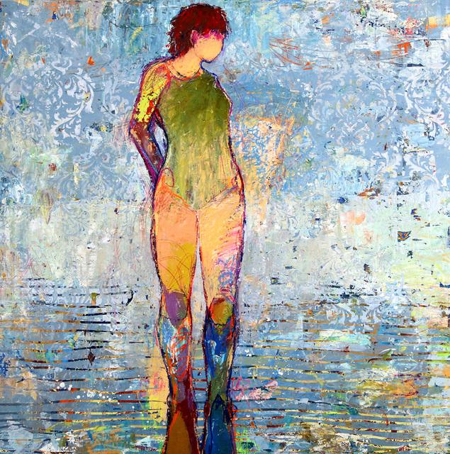 Jylian Gustlin, 'Illustris 31', 2018, Canfin Gallery