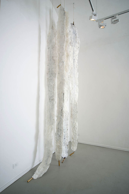 , '5 Vertical elements,' 2009-2012, MLF | MARIE-LAURE FLEISCH