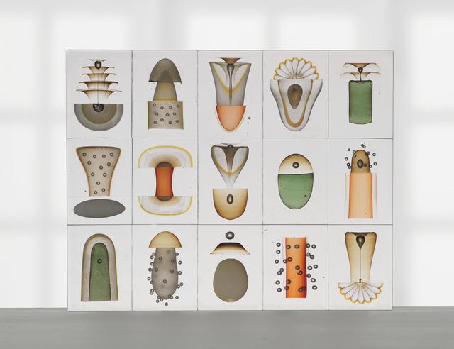 Steffen Dam, 'FLOWERBLOCK', 2016, Heller Gallery