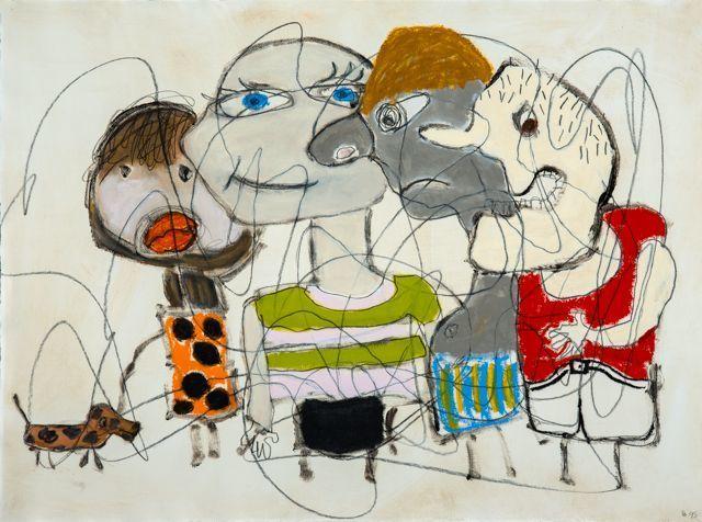 , '#95,' , Denise Bibro Fine Art