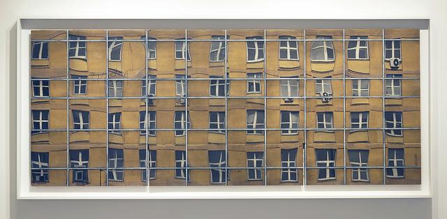 , 'Reflection,' 2015, Jonathan LeVine Projects