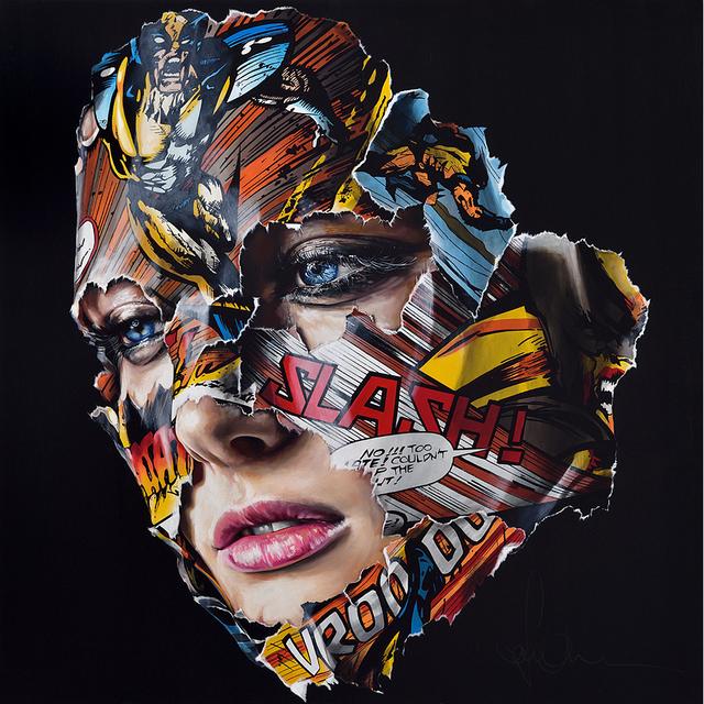 , 'La Cage entre mon rêve et toi,' 2017, Galerie C.O.A