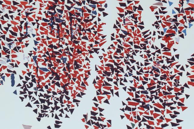 Robert Goodnough, 'Autumn Leaves Always', 1992, Print, Screenprint, RoGallery