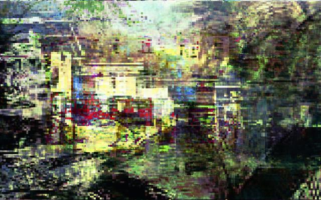, 'Paninsula 13,' 2007, Galerie Richard