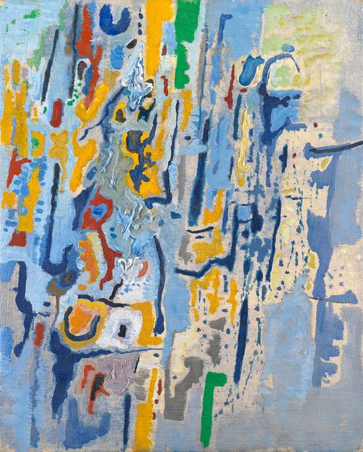 , 'WC765 - Composition XI/1965,' 1965, Whitford Fine Art