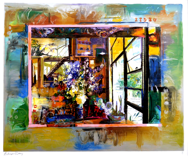 , 'A Day in Paris,' 2016, ArtSpace / Virginia Miller Galleries
