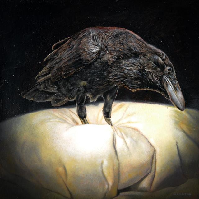 , 'Hello Darkness,' 2017, La Luz de Jesus Gallery