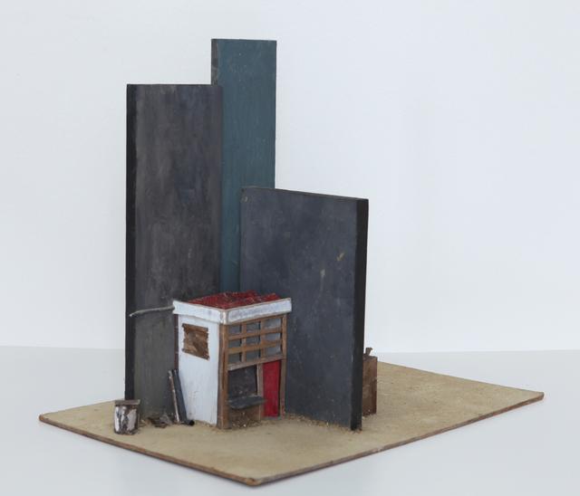, 'Kassák`s Kiosk #1,' 2014, Galerie Krinzinger