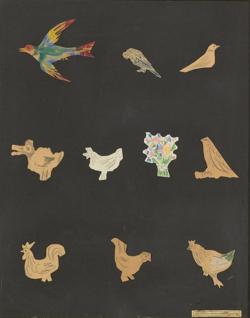 Pablo Picasso, 'Découpages', 1937, De Jonckheere