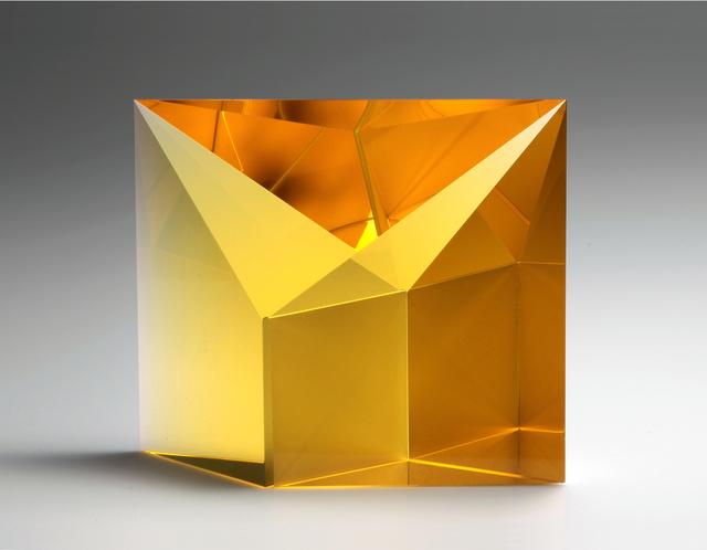 , 'Gold Amber Reflection,' 2016, Ai Bo Gallery