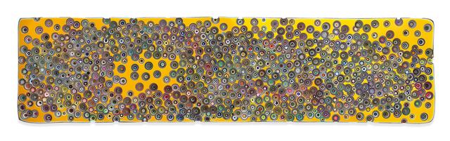 , 'CROSSINGTROMPEL'OEILS,' 2018, Miles McEnery Gallery