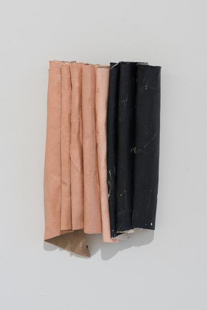, 'Study of a Man as a Puff Pastry,' 2017, Galerija VARTAI