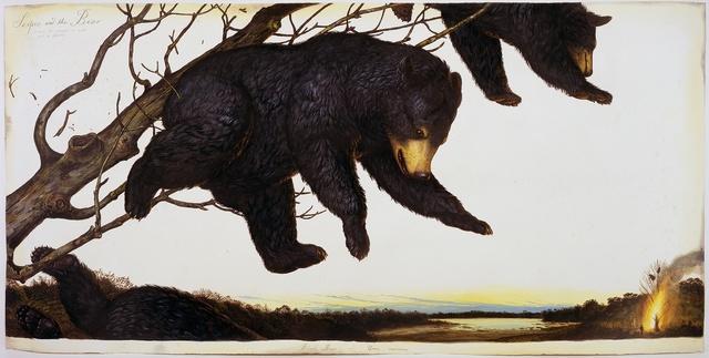 , 'Scipio and the Bear ,' 2007, Paul Kasmin Gallery