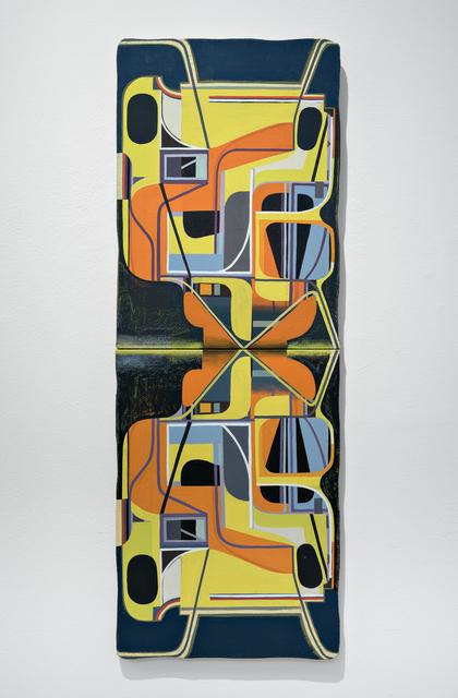 Tom Burckhardt, 'Narcissusiphian', 2018, Gregory Lind Gallery