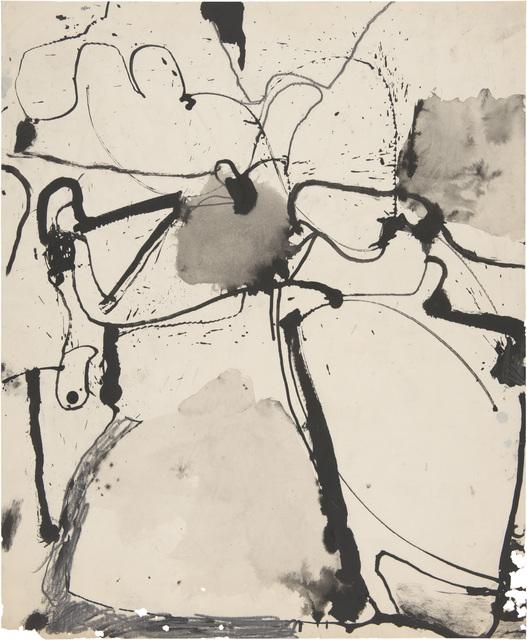 , 'Untitled,' c. 1950–55, Richard Diebenkorn Foundation
