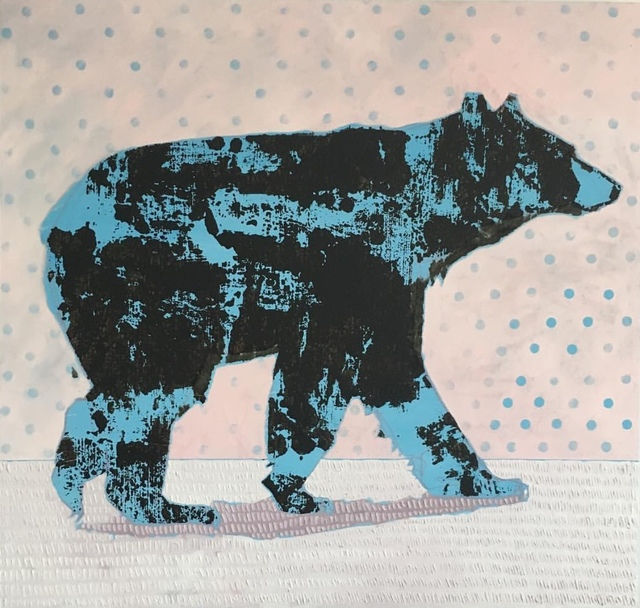 Christopher Griffin, 'Pink Bear IV', 2018, West Branch Gallery