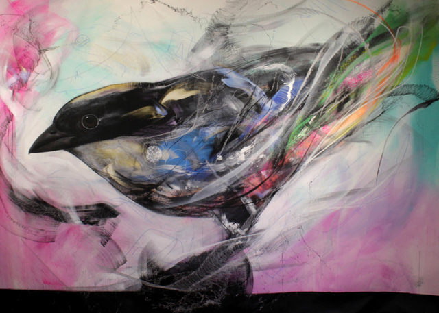 , 'Occidentem,' 2016, Station 16 Gallery